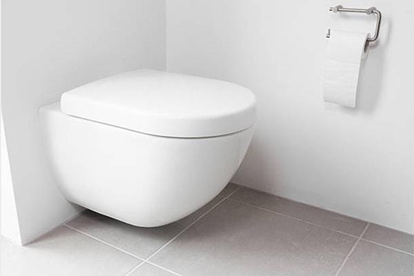 vvs frederiksberg kbh - badeværelse væghængt toilet