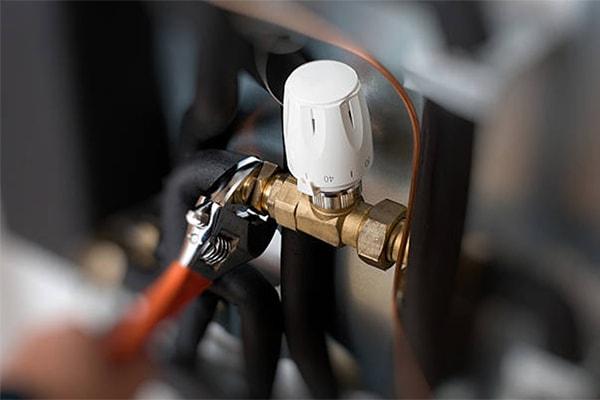 vvs frederiksberg kbh - varme termostatventil